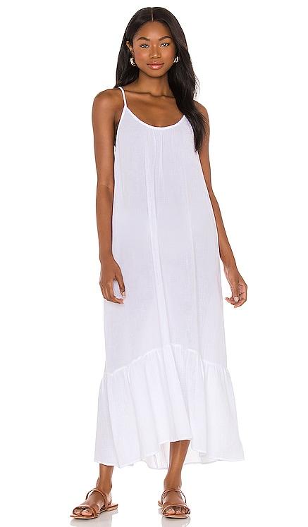 Double Cloth Midi Slip Dress Seafolly $128