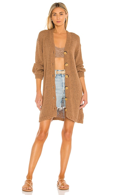 Coastal Chunky Cardigan Seafolly $148 NEW