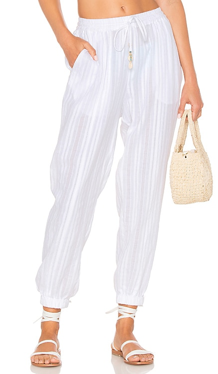 Dobby Beach Pant Seafolly $98