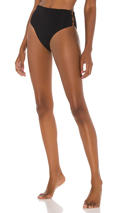 Active Ring Side Bikini Bottom Seafolly $72 NEW