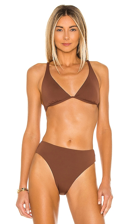 Active Split Wire Bikini Top Seafolly $88