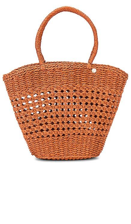 Woven Basket Bag Seafolly $68