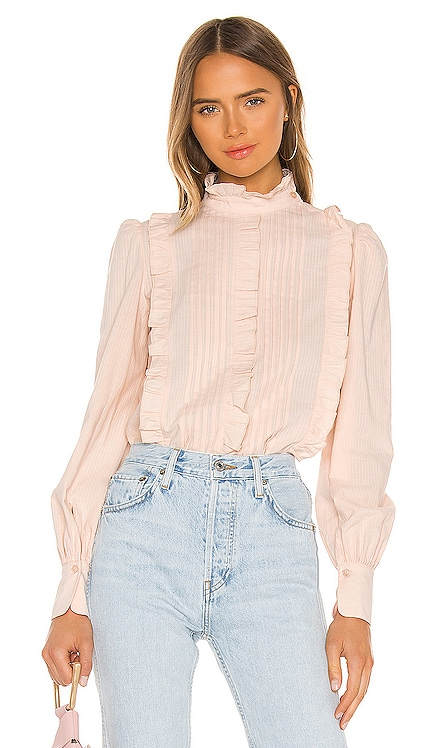 Textured Poplin Blouse See By Chloe $385 NEW ARRIVAL