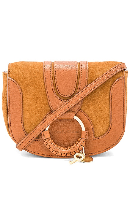 Hana Mini Suede & Leather Crossbody See By Chloe $325 BEST SELLER