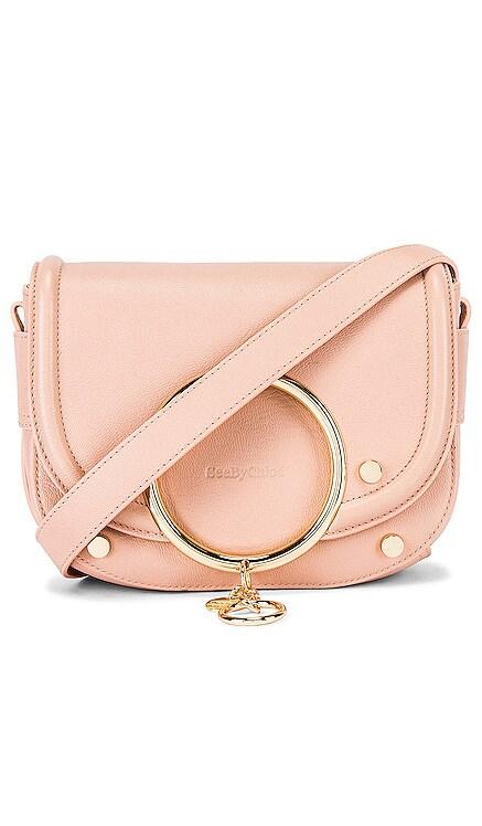 Mara Medium Leather Shoulder Bag See By Chloe $425