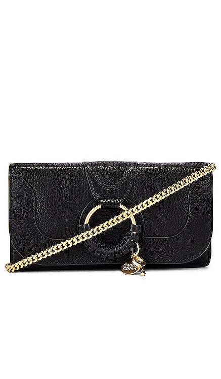 Hana Small Leather Wallet On A Chain Bag See By Chloe $275 NEW ARRIVAL