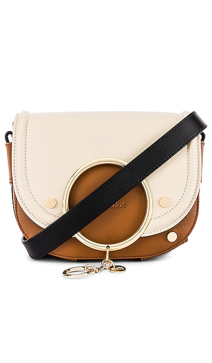 Mara Colorblock Medium Leather Shoulder Bag See By Chloe $425 NEW ARRIVAL
