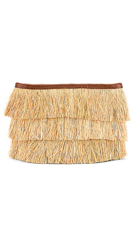 Frayed Clutch SENSI STUDIO $318