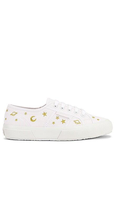 2750 EMBCOTTON Sneaker Superga $58