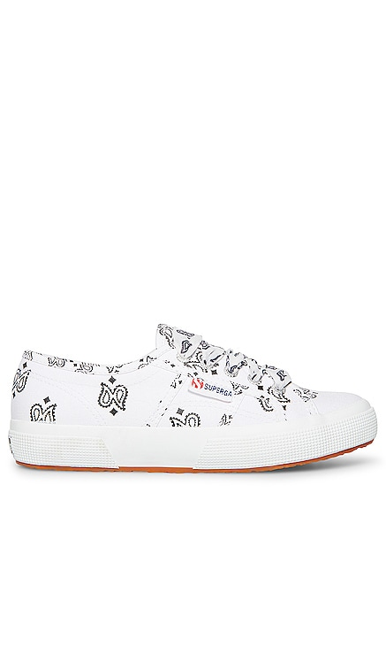 2750 Bandana Sneaker Superga $79 NEW