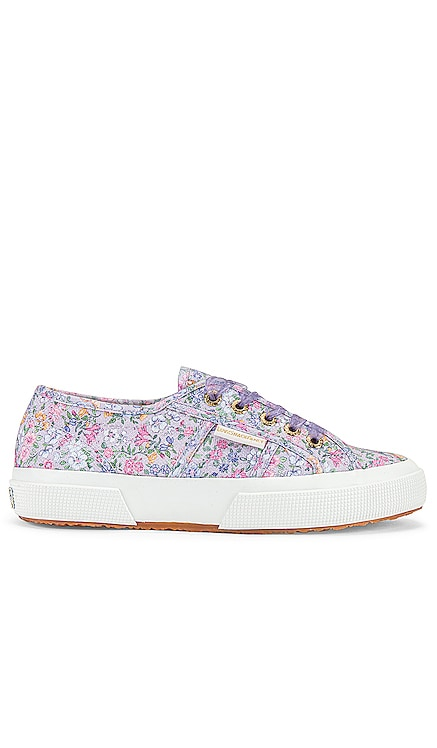 x LoveShackFancy 2750 Flowers Sneaker Superga $129 NEW