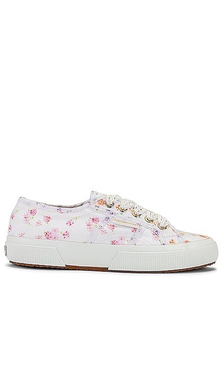 x LoveShackFancy 2750 Flower Mix Sneaker Superga $129 NEW