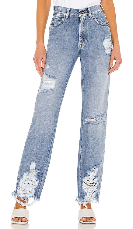 Maggie Mid Rise Jeans SER.O.YA $260 Sustainable
