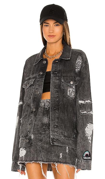Ryan Oversized Jacket SER.O.YA $385