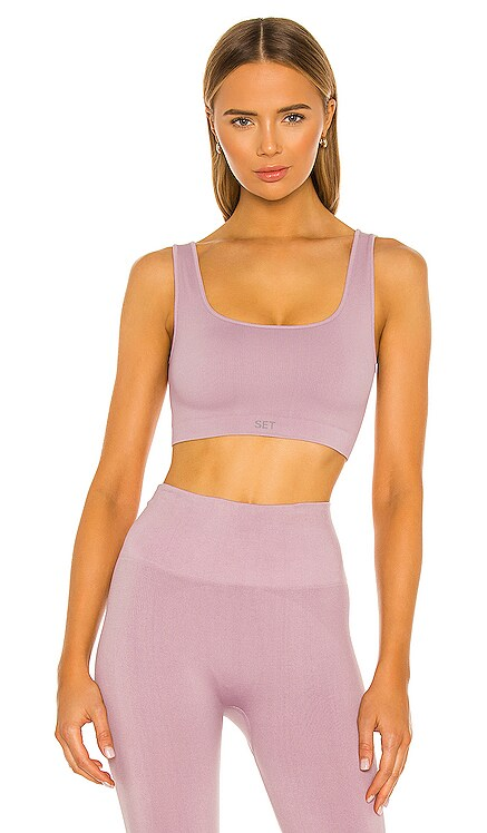 X REVOLVE Box Cut Sports Bra Set Active $45