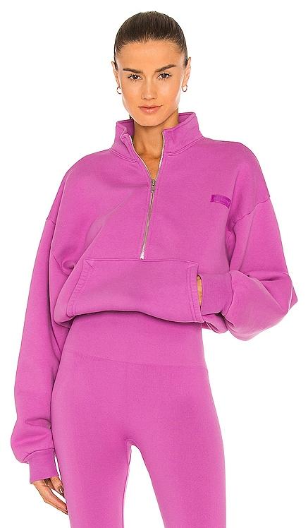 X REVOLVE Half Zip Sweatshirt Set Active $140 NEW