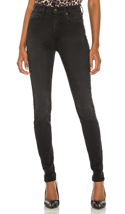 The High Waist Skinny 7 For All Mankind $130