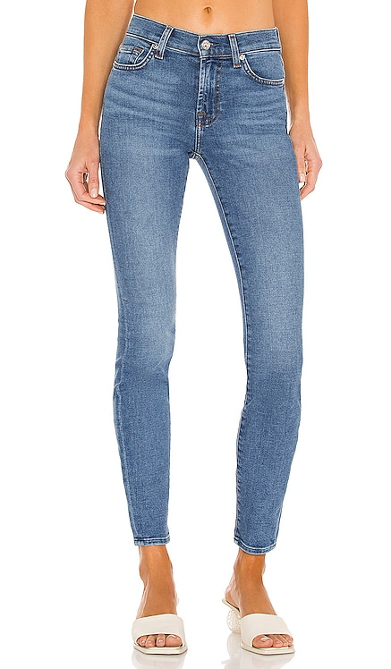 The Skinny 7 For All Mankind $178 NUEVO
