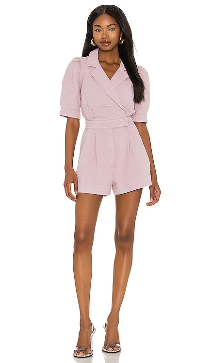 Seamed Romper 7 For All Mankind $248