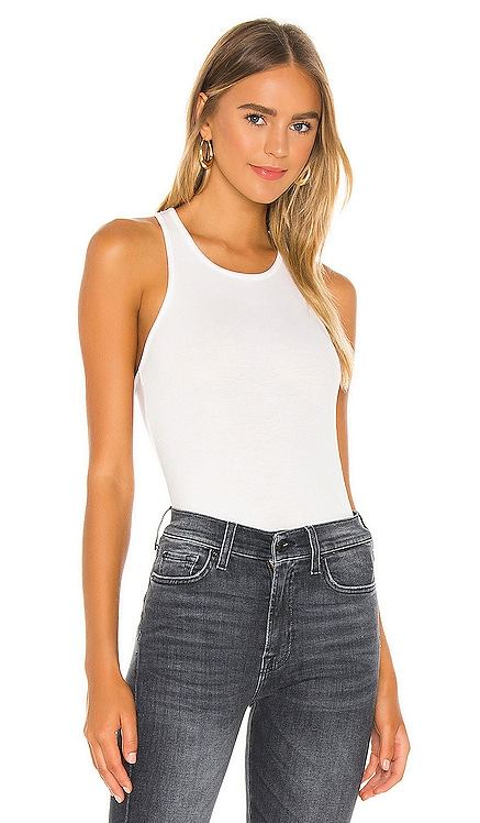 Racer Back Tank 7 For All Mankind $48 NEW