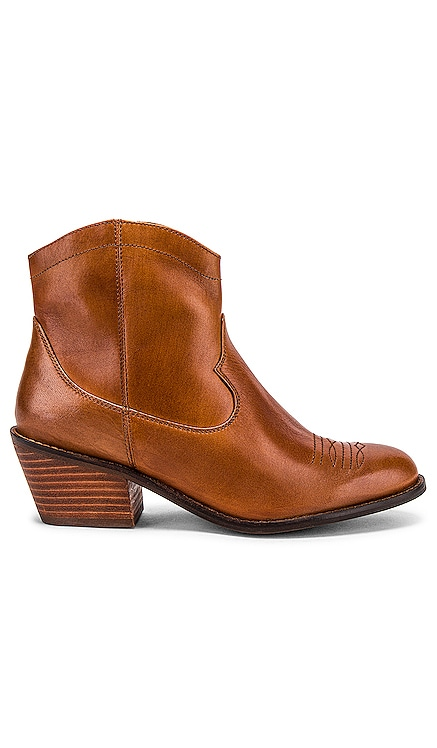 Mysterious Bootie Seychelles $159