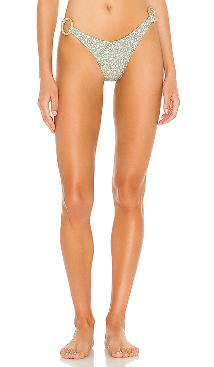 Dawn Bikini Bottom Stone Fox Swim $64