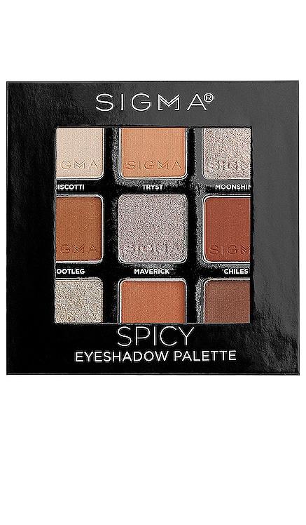 PALETA SPICY Sigma Beauty $29 NUEVO