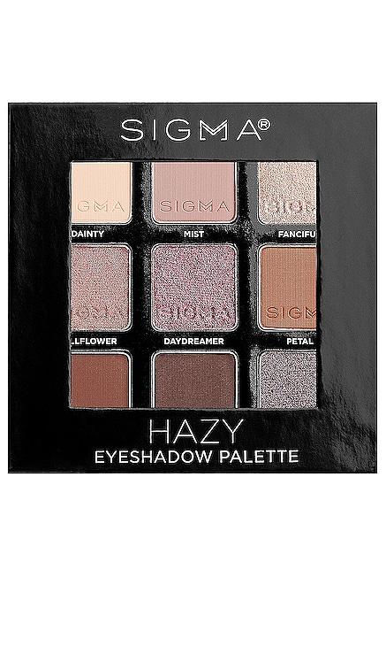 PALETA HAZY Sigma Beauty $29 NUEVO
