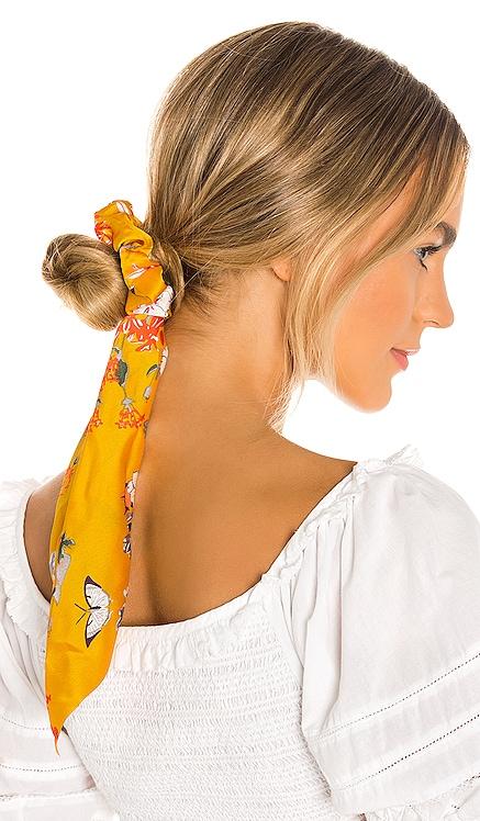Kimono Scrunchie SHASHI $42 BEST SELLER
