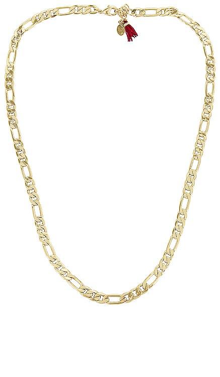 London Calling Necklace SHASHI $42