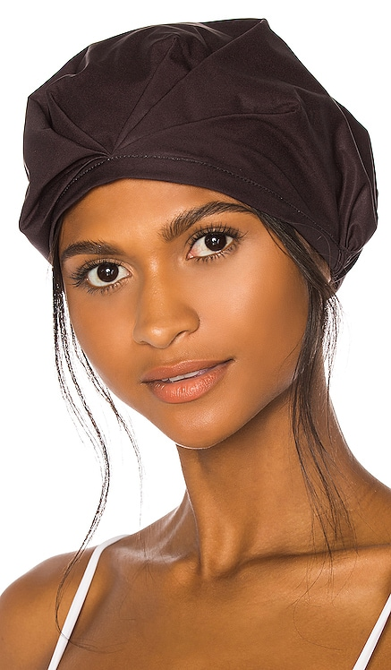 BONNET DE BAIN THE NOIR SHHHOWERCAP $43 BEST SELLER