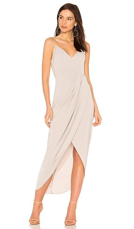 Cocktail Draped Dress Shona Joy $280