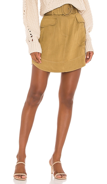Amara Utility Mini Skirt Shona Joy $250