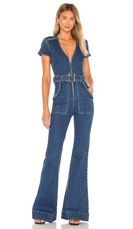 Heartland Jumpsuit Show Me Your Mumu $218 NEW