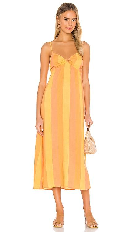 Magnolia Midi Dress Show Me Your Mumu $178 NEW ARRIVAL