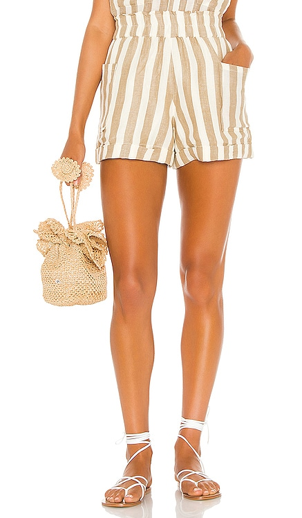Disilvio Shorts Show Me Your Mumu $124 NEW