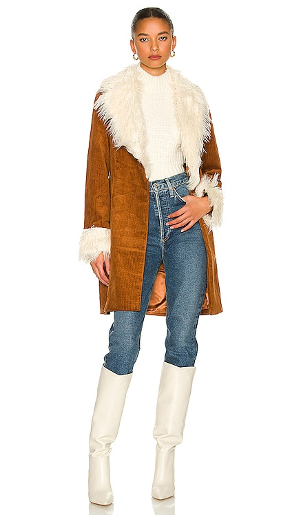 Penny Lane Coat Show Me Your Mumu $216