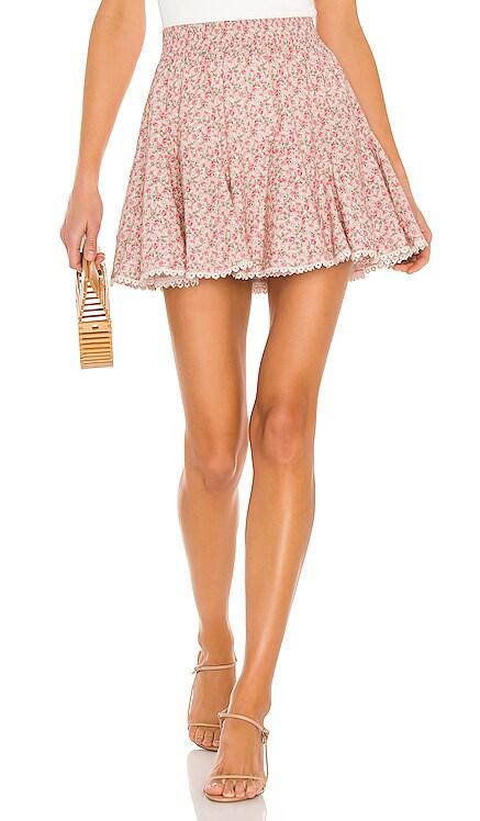 Charm Mini Skirt Show Me Your Mumu $138 NEW