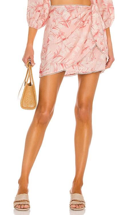 Iva Wrap Skirt Show Me Your Mumu $114