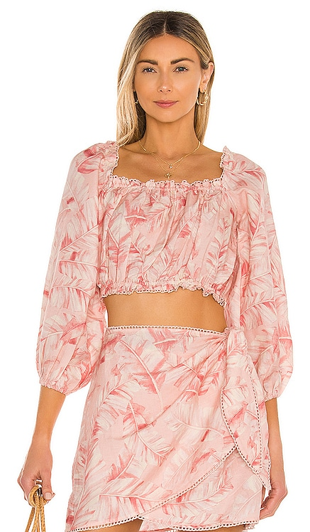 Claudia Crop Top Show Me Your Mumu $114