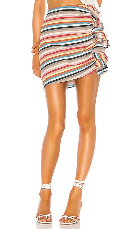 x REVOLVE Elsie Mini Skirt Shaycation $45 (FINAL SALE)