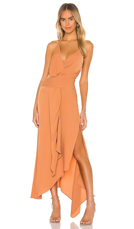 ROBE MAXI ELUSIVE Significant Other $218 NOUVEAU