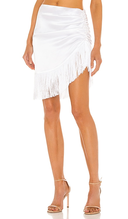 Lua Skirt Silk Roads by Adriana Iglesias $230 NEW