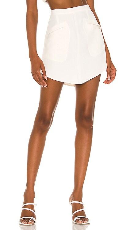 Berta Skirt Silk Roads by Adriana Iglesias $190 NEW