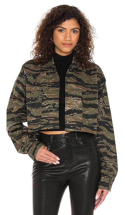 Hunter Super Crop Jacket SR+ Ronny Kobo $198