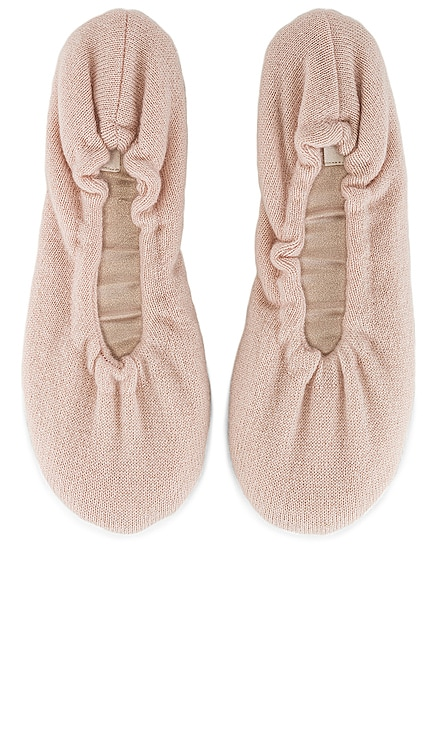 SLIPPERS CASHMERE Skin $98