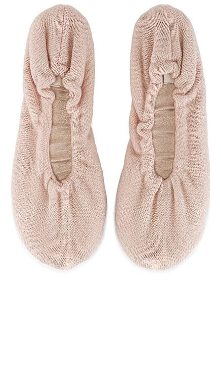 Cashmere Ballet Flat Skin $98 NEW