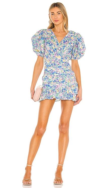 Posey Mini Dress SAU LEE $395 NEW