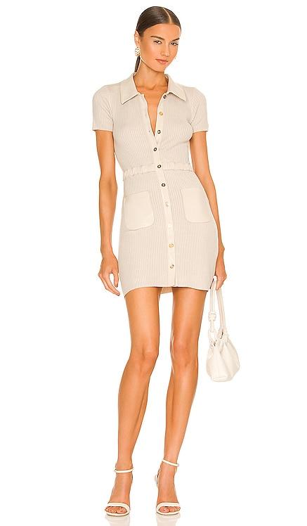 Hadley Knit Mini Dress SAU LEE $275