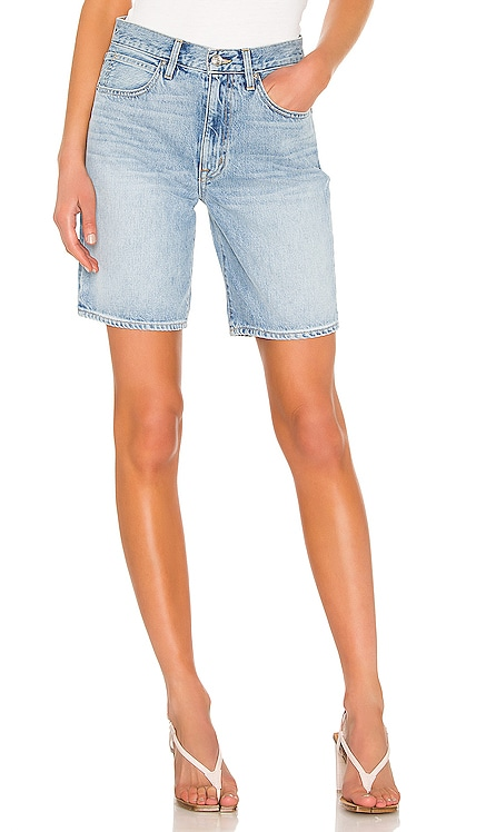 London High Rise Straight Short SLVRLAKE $249